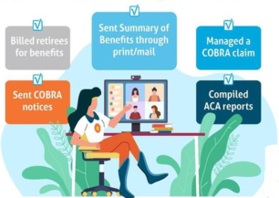 How to Manage Employee Benefits Admin from Home