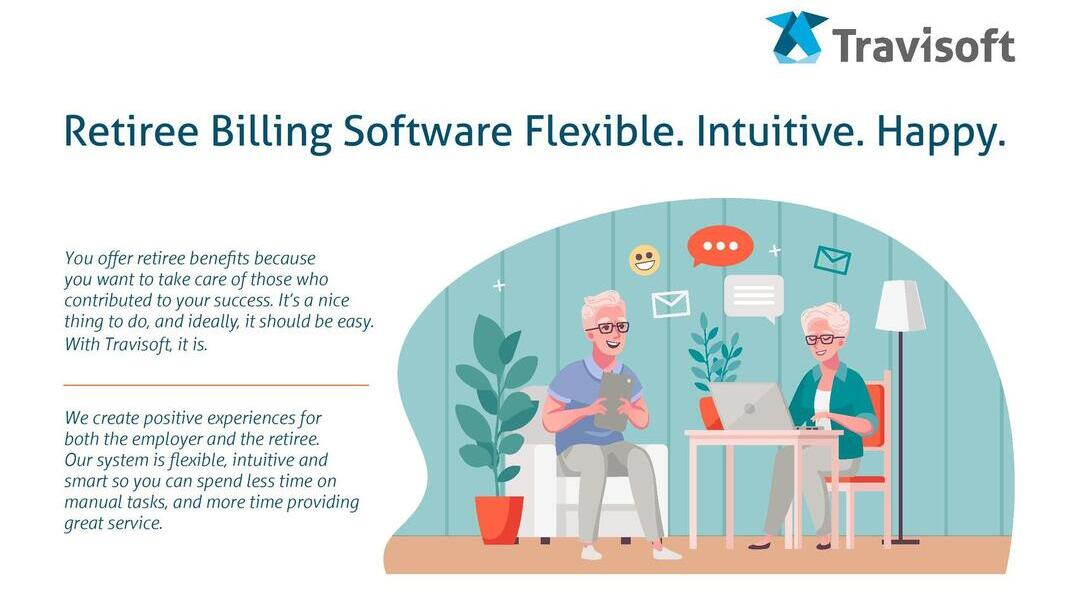 Travisoft retiree billing capabilities